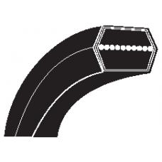 Ремень шестигранный НВВ-2370 La SANLUX